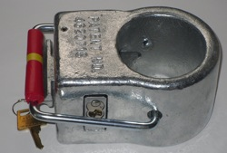trailer lock (king pin lock)