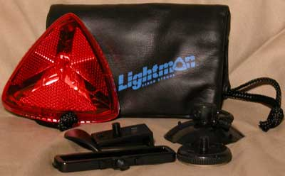 high intensity strobe light
